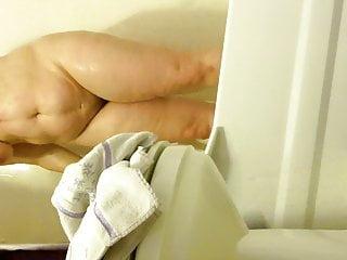 My mom naked in the bathroom Naked mom spy bathroom full frontal