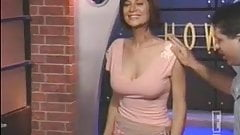 Catherine Bell huge soft boobs