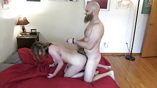 Rough Sex Compilation With 3 Different Levels of Hard Fuckin