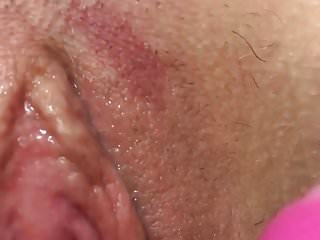 Cum soaked pussy videos Pussy cum wifes swollen box soaking wet from toy