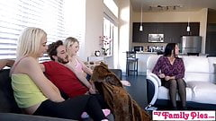 StepBro Almost Caught Fucking His Teen Sisters S2:E6