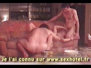 Allmyblog mecs sex porno Madame se tape 2 mecs