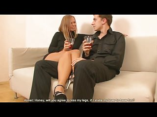 Fetish heeled high mistress - Madame with her cucky