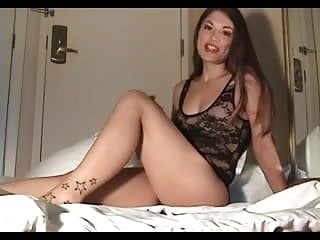Ass no off skin Jerk off using a banana skin - joi