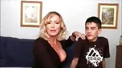 Boy fucks stepmom