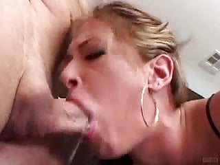 Chicks with dicks lingerie Hot and plump milf gets double penetrated with dicks and dildos