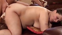 Pregnant Pussy and great tits