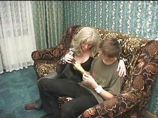 Milf needs boy Russian mom needs boy