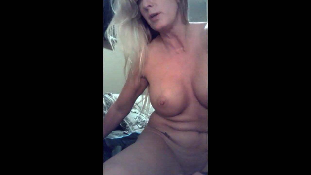 Latina Milf Anal Masturbation