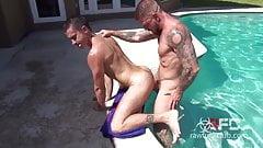 Rocco Steele and Owen Powers (RFC)