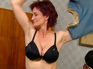 Real sex aunt Aunt uses me for sex