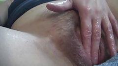 CAROL fisting orgasmo