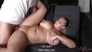 Krystal Swift Fucked in Van