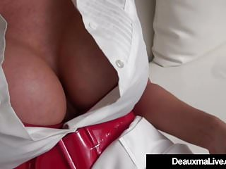 Hot busty nurses free videos Busty nurse deauxma lawyer taylor ann fuck older client