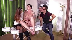 Vivian schmitt auspeitschung fetisch