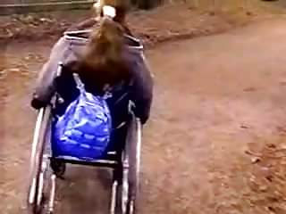 Developmental disability safe sex - Disabled girl is still sexy.flv