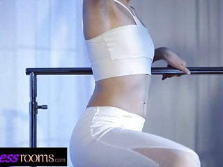Charlie james first sex teacher - Fitness rooms redhead ballet teacher charlie red threesome