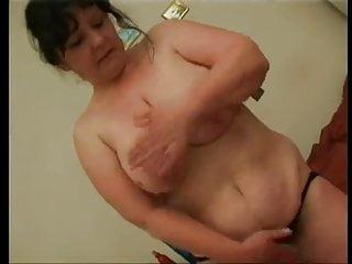 Amateur hairy granny Hairy granny loves cock