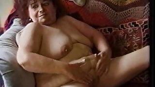 BBW Granny lovec BBC
