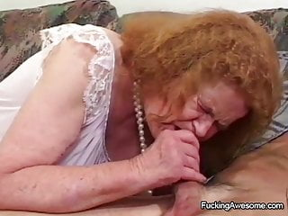 She craved sex Granny gets the sex she craves