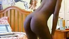 Hot black girl