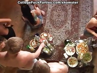 Fantasy sexy student - Sexy student girls fuck each other and excited men