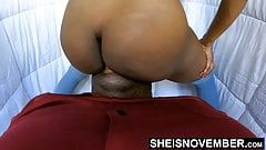 Step daughter Ass Worship By Step dad Before Mom Gets Home