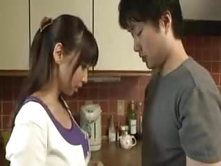 Teens gropes - Wifes sister groped and fucked in kitchen
