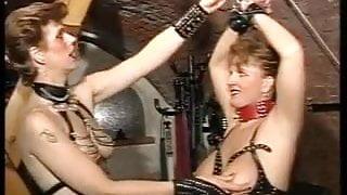Dutch Mistress and sub