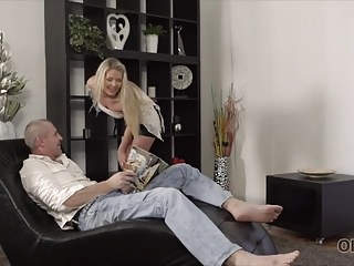 Mature skirt porn videos Old4k. she is so sexy in this short skirt