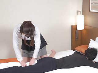 Strip leading whitespace Subtitled japanese hotel massage leads to blowjob in hd