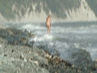Sample clips naked russian pre teens - Spying on the naked russian milf on the beach