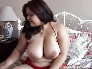 Big tits u Beautiful big tits bbw loves to fuck her fat juicy pussy 4 u
