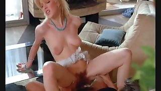 Scene from Diamond Baby (1984) with Marylin Jess