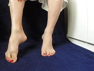 Sexy sweet feet - Siisy anna movie 3 sweet feet