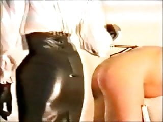 Hard core mature - Hard core latex femdom wet
