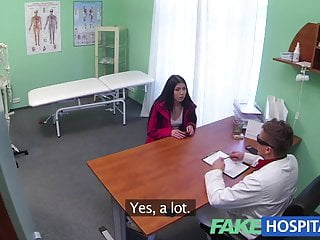 Lowering sexual inhibition Fakehospital sexy patients moans of pleasure lowers