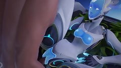 (Overwatch) Echo thinks about the fun you and her have had