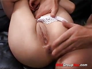 Porn cum drinking Cum drinking flexi german in gangbang