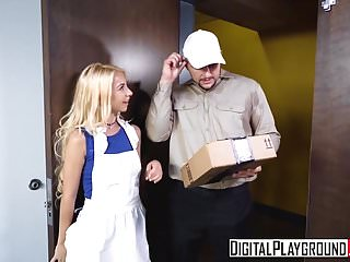 Teens that put out Digitalplayground - putting out the fire with j mac kenzie r