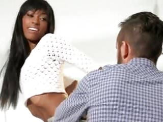 Mmf brutal fuck - Awesome gorgeous ebony brutal fuck