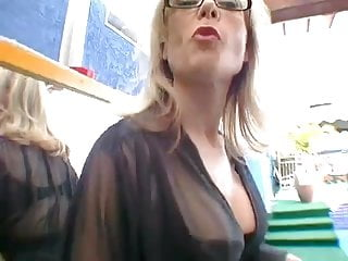 Nina hartley spank - Nina hartley - milf fucks young man