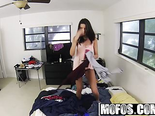 My roommates a dick - Mofos - pervs on patrol - carrie brooks - my roommates a dir