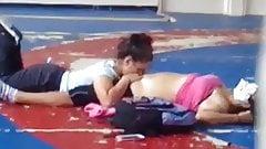 hidden cam sex lesbians  flagra de novinha chupando a xota 4