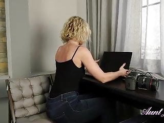 European porn studios list european Masturbates at the home studio