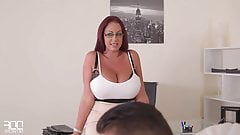 hot mom needs young dick