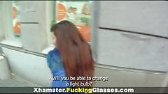 Fucking Glasses - Fucking for a favor