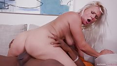 Kathy Anderson Caught cheating with Sensi's BBC up her ass
