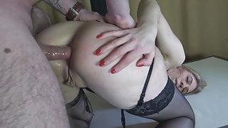 VODEU - Deutsche Damen anal