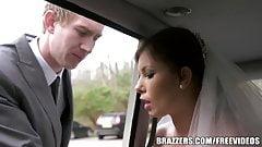 Brazzers - kurwa przed ślubem
